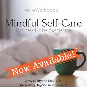 Mindful Self-Care workbook